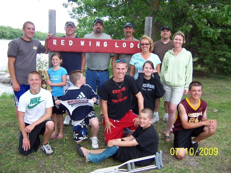 Goerges family reunion
