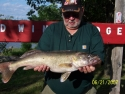 Bruce W. Omaha 10lb walleye
