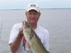 Darrell W. 10lb. walleye!